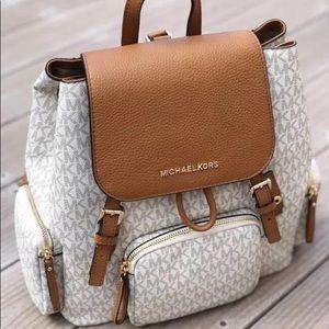 Michael Kors Cargo Backpack